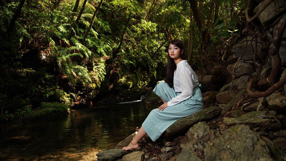 沖縄写真 秋の和み model:m310ri